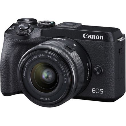 CANON M6 II WITH 15-45 MM VLOGGING KIT