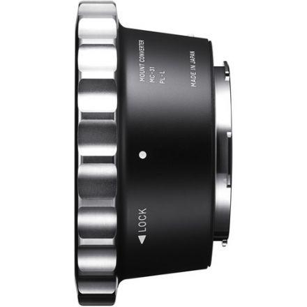 Sigma MC-31 Mount Converter PL-L (L-Mount)