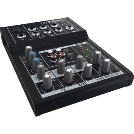 MACKIE MIX5 COMPACT 5 CHANNEL MIXER