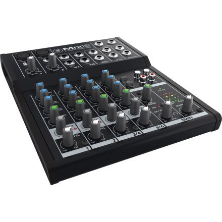 MACKIE MIX8 COMPACT 8 CHANNEL MIXER