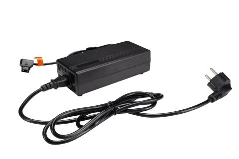 NANLITE BT-CGV-26V-1 BATTERY CHARGER FOR SINGLE 26V V-MOUNT BATTERY