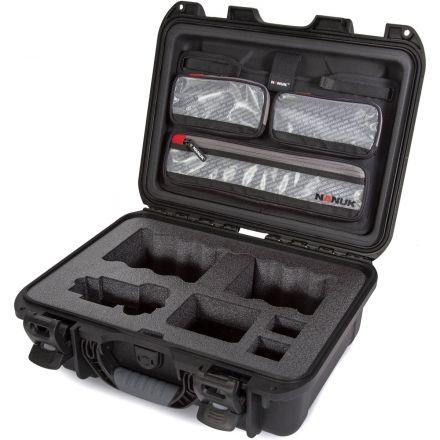 NANUK 920 CASE LID ORGANIZER - SONY A7 (BLACK)