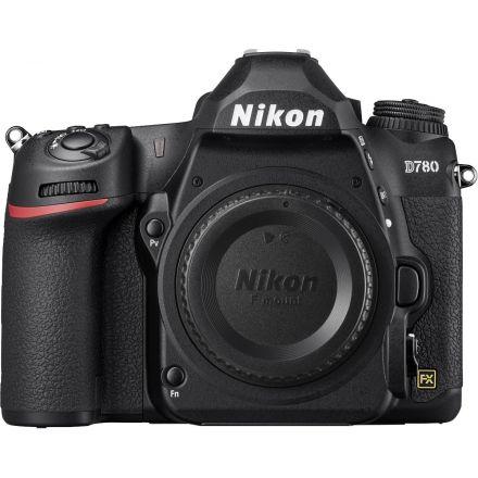 NIKON D780 SLR CAMERA BODY ONLY (BLACK)