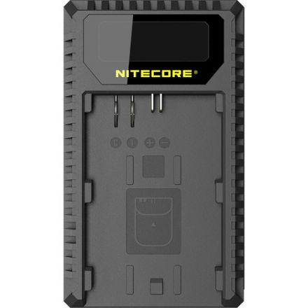 NITECORE UCN1 2-SLOT USB CHARGER (CANON LP-E6,E6N,E8)
