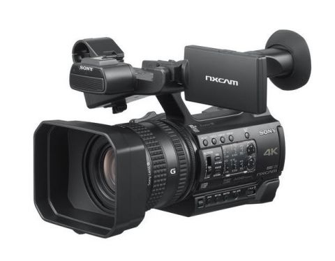 SONY HXR-NX200 4K SOLID-STATE MEMORY CAMCORDER