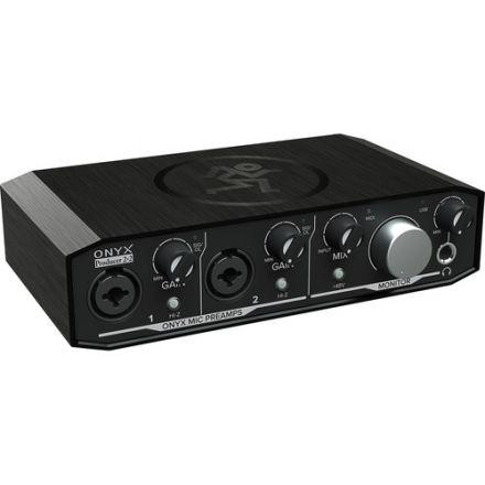MACKIE ONYX PRODUCER 2.2 USB 2X2 AUDIO INTERFACE WITH MIDI
