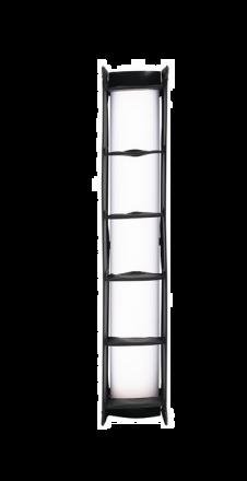NANLITE EC-PTII6C BARNDOOR+GRID (PAVOTUBE II 6C)
