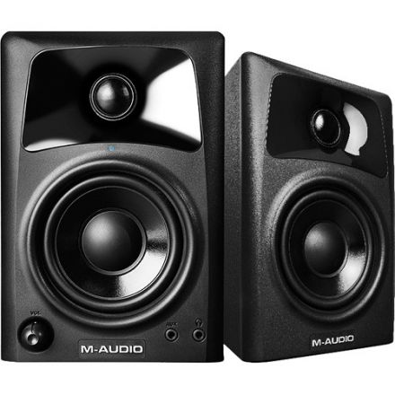 M-AUDIO AV32XUK COMPACT MONITORS FOR PRO QUALITY MEDIA (PAIR