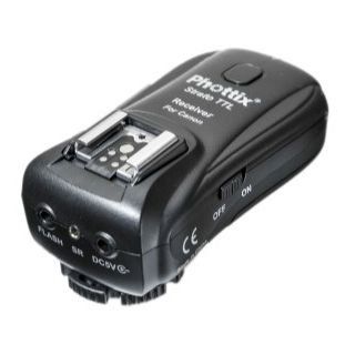 PHOTTIX STRATO TTL FLASH TRIGGER FOR CANON RECEIVER ONLY