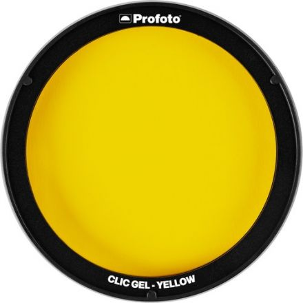 PROFOTO 101016 CLIC GEL YELLOW