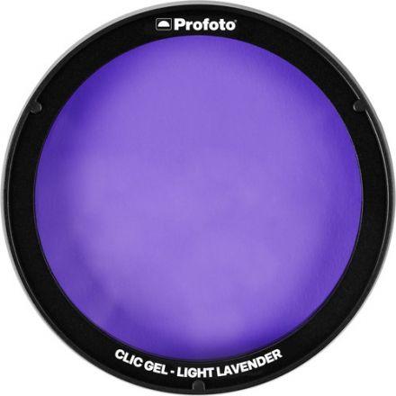 PROFOTO 101017 CLIC GEL LIGHT LAVENDER