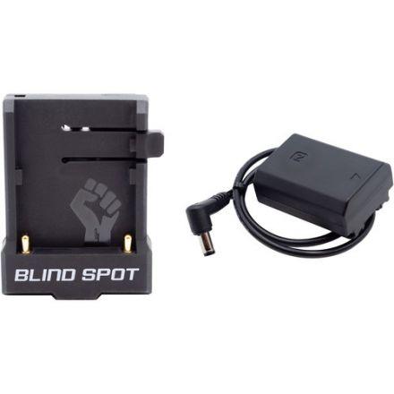BLINDSPOT POWER JUNKIE NP-F + SONY NP-FZ100 ADAPTER
