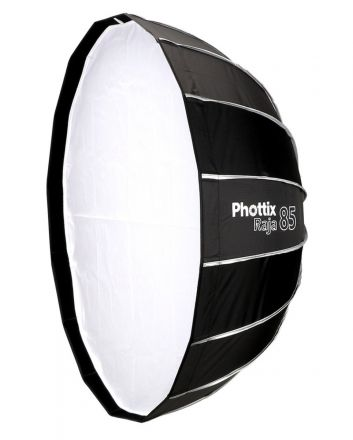 PHOTTIX RAJA QUICK-FOLDING SOFTBOX 85CM (33)