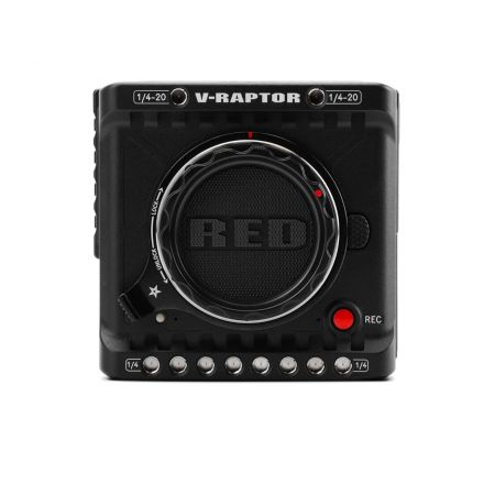 RED 710-0343 DIGITAL CINEMA V-RAPTOR ST 8K VV + 6K S35 CAMERA