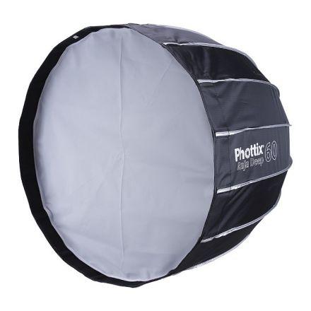 PHOTTIX RAJA QUICK-FOLDING SOFTBOX 60CM