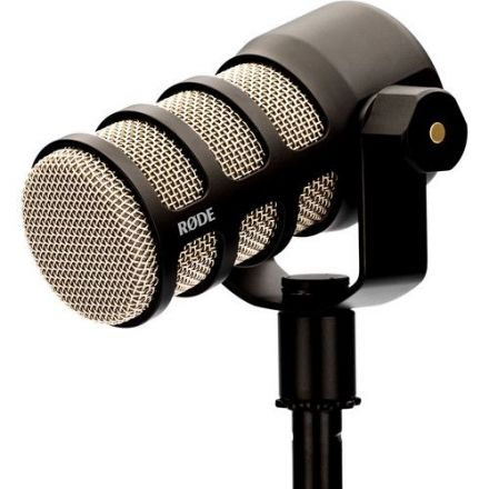 RODE PODMIC DYNAMIC WITH RODE PSA1 BOOM ARM AND BOYA XLR-C3 XLR 3 METER VUNDLE OFFER
