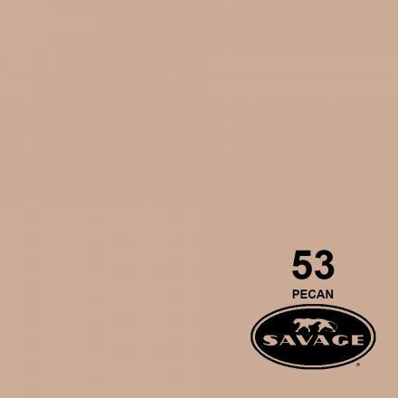 SAVAGE 53-1253 WIDETONE SEAMLESS BACKGROUND PAPER PECAN (A2 1.35M X 11M)