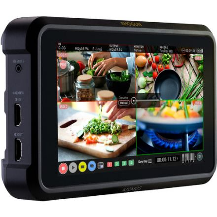 ATOMOS SHOGUN 7 HDR PRO/CINE RECORDER-SWITCHER