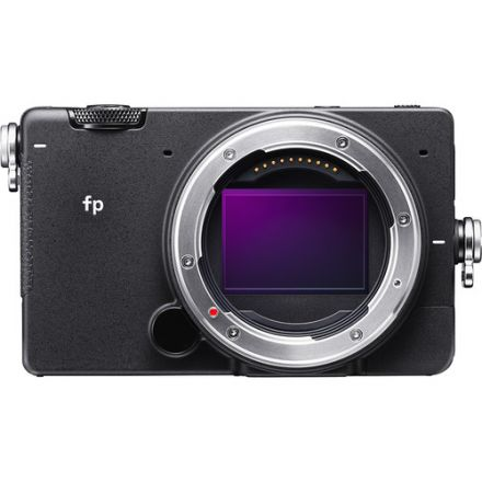SIGMA FP MIRRORLESS DIGITAL CAMERA (BODY ONLY)