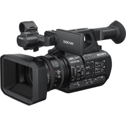 SONY PXW-Z190T/C 4K 3-CHIP HANDHELD CAMCORDER