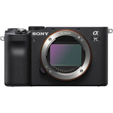 SONY ILCE-7C AF1 BLACK WITH SIGMA 24MM+JOBY GORILLAPOD 1K AND RODE VIDEOMIC GO SHOTGUN BUNDLE OFFER