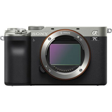 SONY ILCE-7C/SQ AF1 (BODY ONLY / SILVER) WITH SIGMA AF 28-70MM F/2.8 BUNDLE OFFER