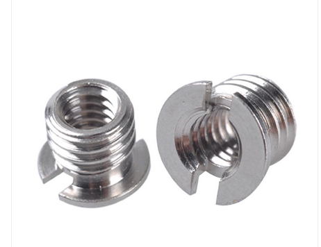 "BENRO TRIPOD SCREW ADAPTER 1/4"" TO 3/8"""