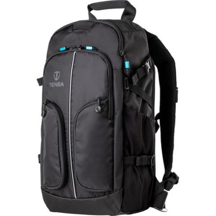TENBA 632-455 SHOOTOUT II 14L SLIM BACKPACK (BLACK)