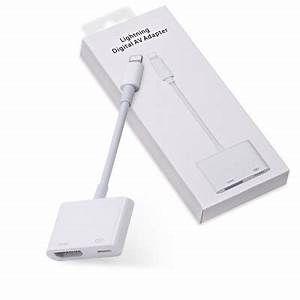 APPLE MD826ZM/A LIGHTNING TO HDMI DIGITAL AV ADAPTER