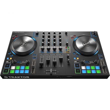 NATIVE INSTRUMENTS 26660 TRAKTOR KONTROL S3 4CHANNEL FOR TRAKTOR DJ