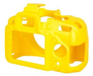 EASY CASE F/NIKON D-800 SKIN COVER YELLOW