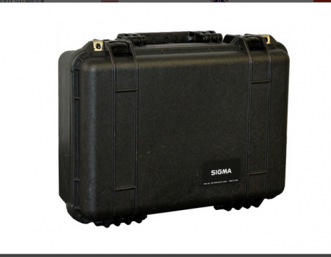Sigma Polymer Multi-case for High-Speed Zooms - PMC-001