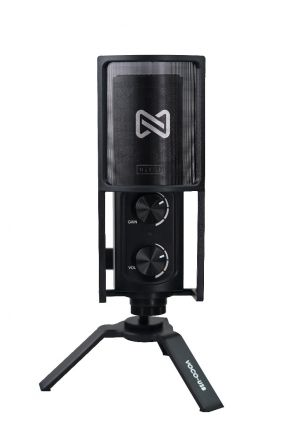 NEXILI VOCO USB MICROPHONE FOR WINDOWS, ANDROID AND IOS WITH GAIN CONTROL