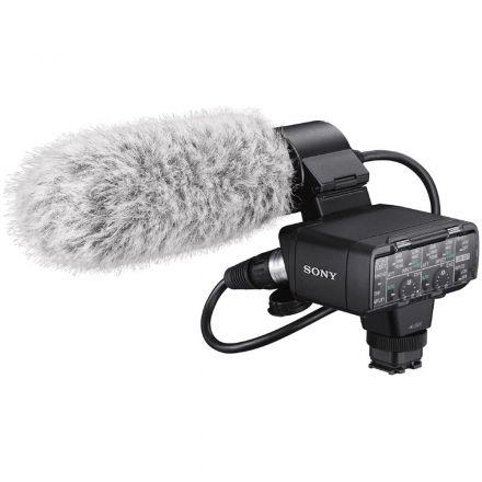 SONY XLR-K3M DUAL-CHANNEL XLR AUDIO KIT W/ SHOTGUN MIC