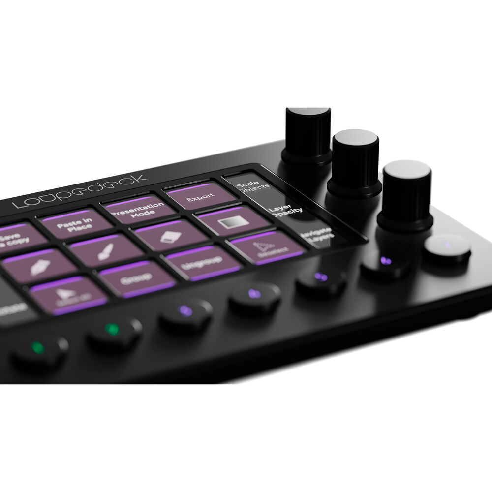 LOUPEDECK LIVE CONSOLE FOR STREAMERS & CONTENT CREATORS