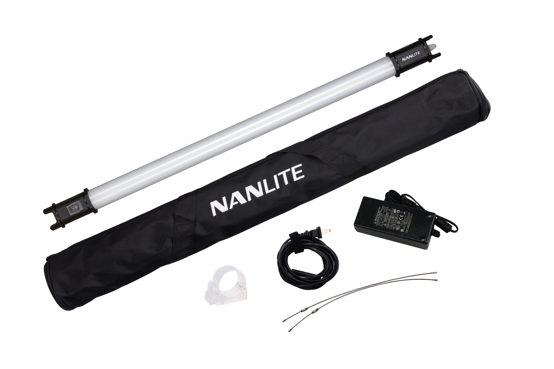 NANLITE PAVOTUBE 15C 2' RGBW LED TUBE 2700K-7500K