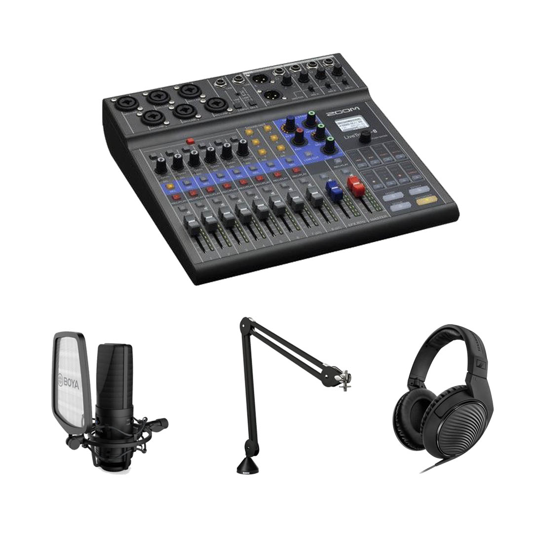 LIVE PODCAST KIT