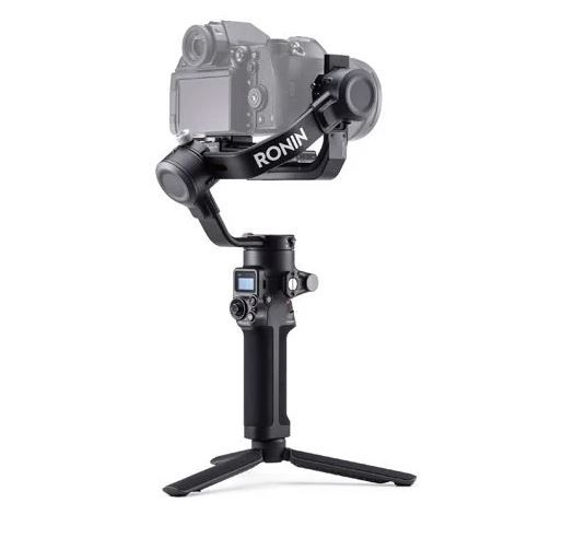 DJI RS2 3-AXIS MOTORIZED GIMBAL STABILIZER