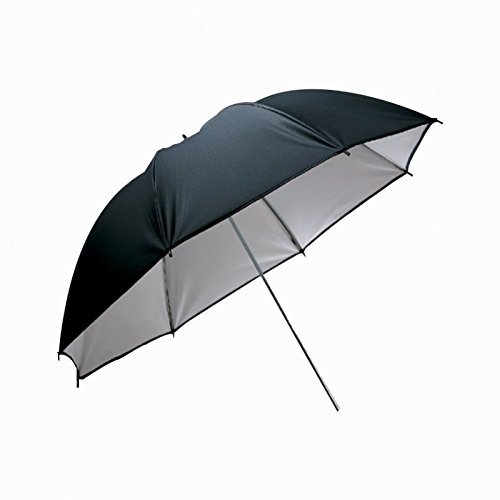 VISICO REFLECTOR UMBRELLA UB-002 BLK-WHITE 80CM