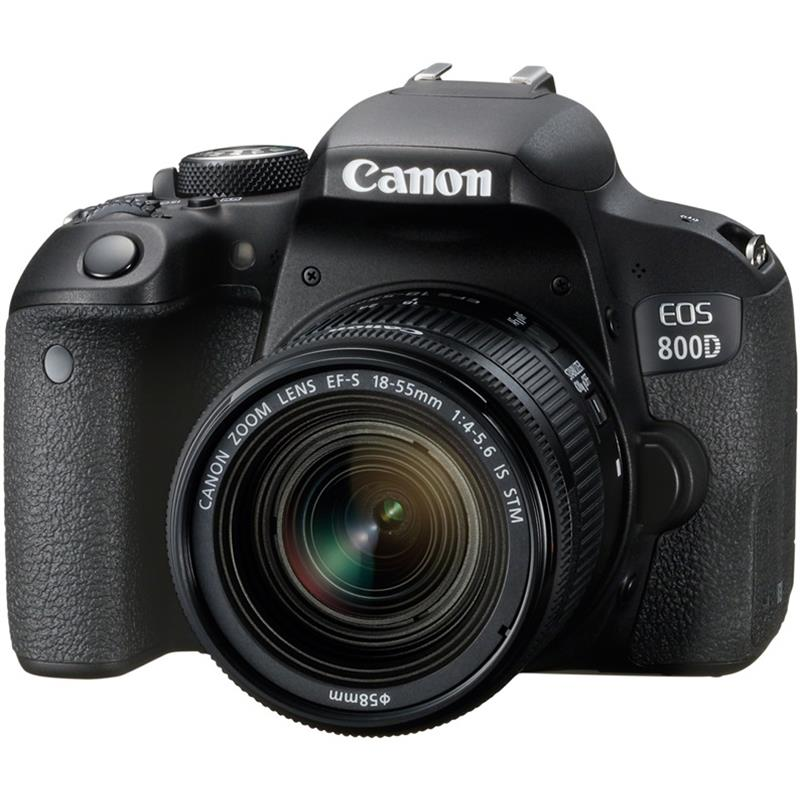 CANON EOS 800D KIT 18-55MM LENS